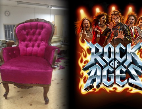 Fåtölj – Rock of Ages