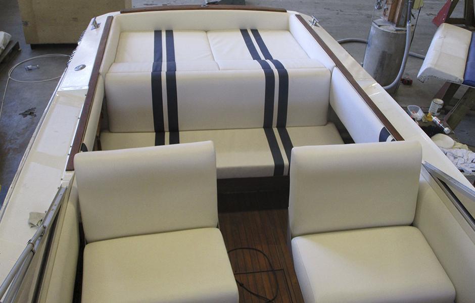 Strålande Hem - Brundins dynor och båtkapell NX-16