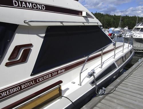 Insynsskydd Storebro Royal Cruiser